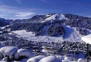 morzine winter photo
