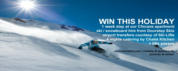 mountainxtra free holiday prize draw