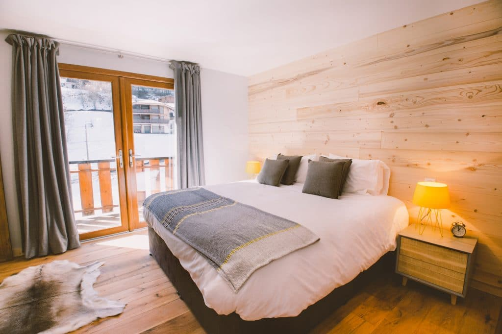Mountain Xtra Apartment Cuillin Bedroom 1