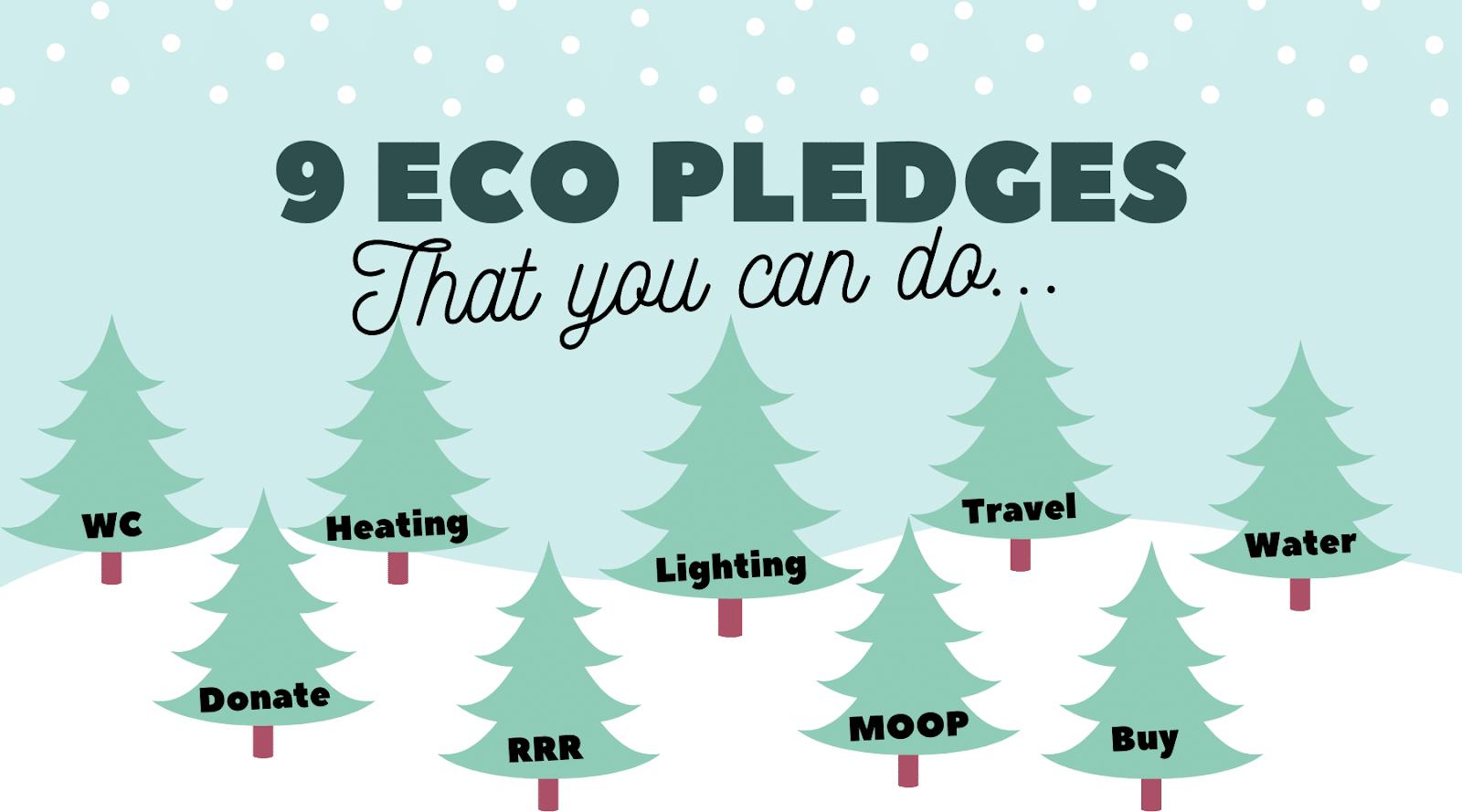 Mountain Xtra Eco Pledges